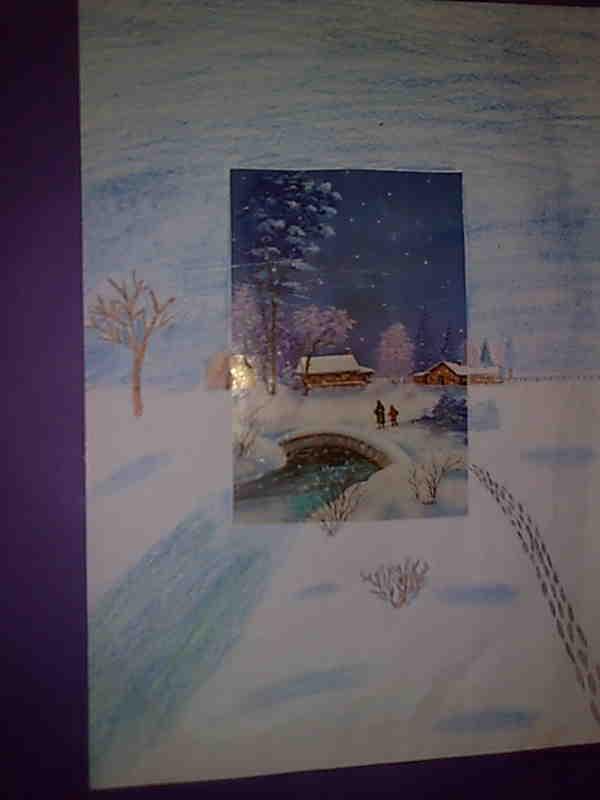 Kartpostal Etkinliği İndir - 4.Sınıf Görsel Sanatlar ...