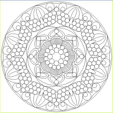 90 Adet Mandala çalışması Indir Görsel Sanatlar Etkinlik